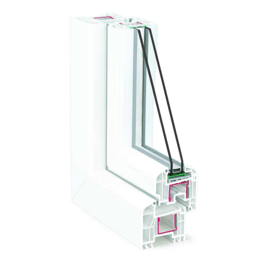 Termoplast - PVC Tischlerei TRP 80